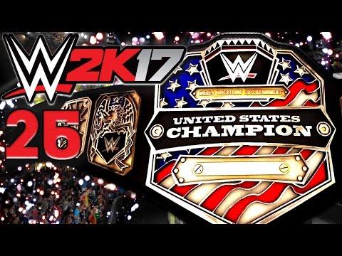 WWE 2K17 💪 026 • WWE NIGHT OF CHAMPIONS: US Title Match! (Knisterdition)