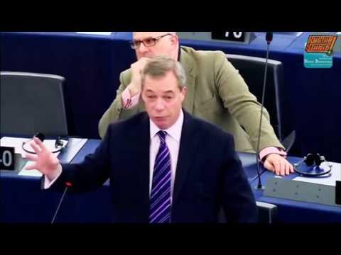 Nigel Farage - Der größere Schock für die EU kommt 2017! - Deutsch Synchro