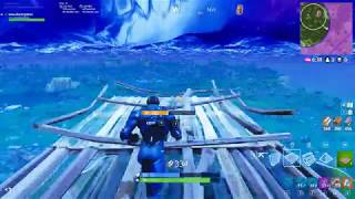 Defeat Thanos with skybase | Fortnite