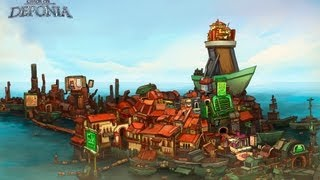 Deponia 2 - Chaos on Deponia Gameplay [ PC HD ]