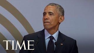Barack Obama Slams
