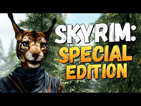 The Elder Scrolls V: Skyrim Special Edition - ОБЗОР СПУСТЯ 5 ЛЕТ
