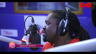 BARUA KWA MAMA MEDIA TOUR -Radio Maisha Interview  PART 1