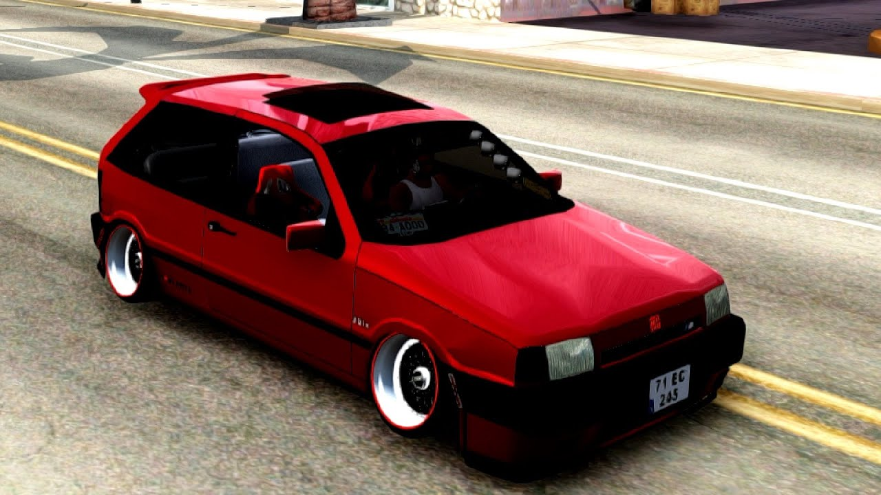 fiat tipo tuning gta san andreas youtube. Black Bedroom Furniture Sets. Home Design Ideas