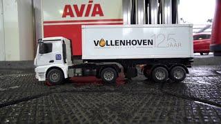 BORT prijs genomineerde Vollenhoven laat op een milieu vriendelijke manier bedrijfsonderdelen zien.