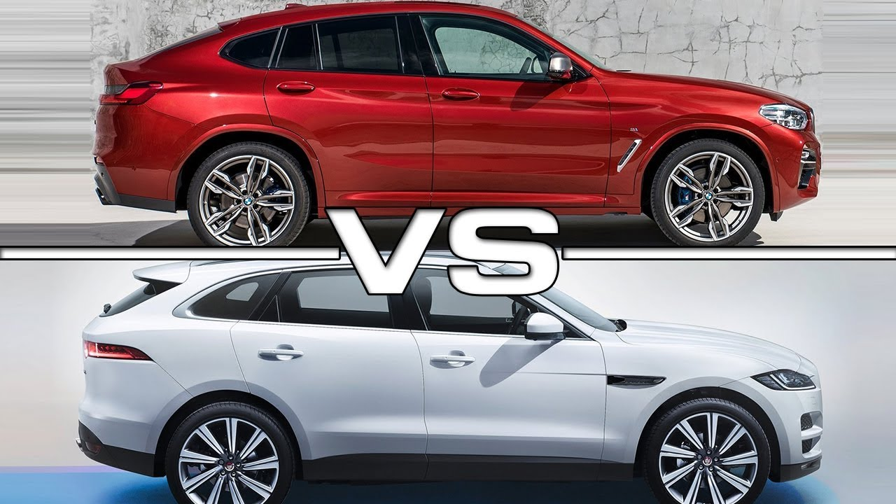 Bmw X6 Vs X4 2019 Bmw X Jaguar F Pace Youtube Photo