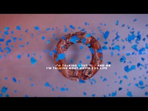 3LAU & Bright Lights - Down For Life (Lyric Video)