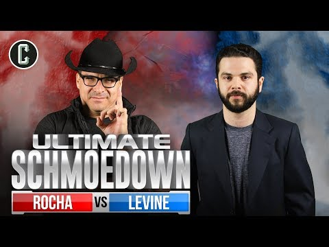 John Rocha VS Samm Levine  Movie Trivia Schmoedown Tournament Round 2