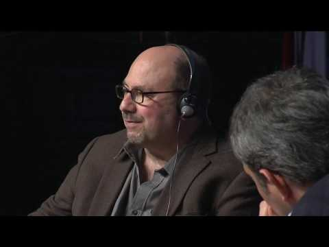 A trustworthy press is the immune system of democracy. With Craig Newmark