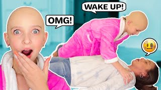 WHAT HAPPENED TO MY MOM?! *SHOCKING* Bald Prank Part 2!! #lillyk #bald