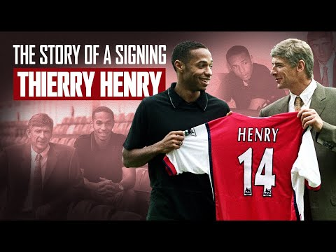 How did we sign The King? | The story of Thierry Henry signing for Arsenal
