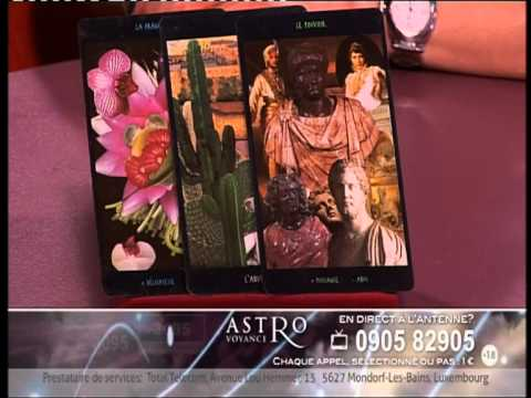 Astrovoyance Nicolas Gigliotti et Emmanuelle Broock sur RTL TVI ... 6c60031fe1f5