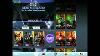 Injustice iOS - Booster Pack No.11 - Christmas Giveaway!
