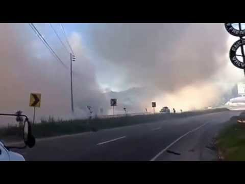 Download Caught on Camera : Firework factory and dramatic Explosion Colombia 05/01/2015