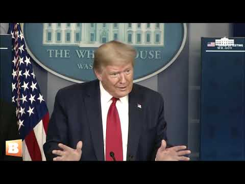 Donald Trump vows to investigate Wuhan lab coronavirus bats - Video