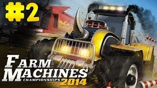 Farm Machines Championships 2014 - Walkthrough - Part 2 (PC) [HD]