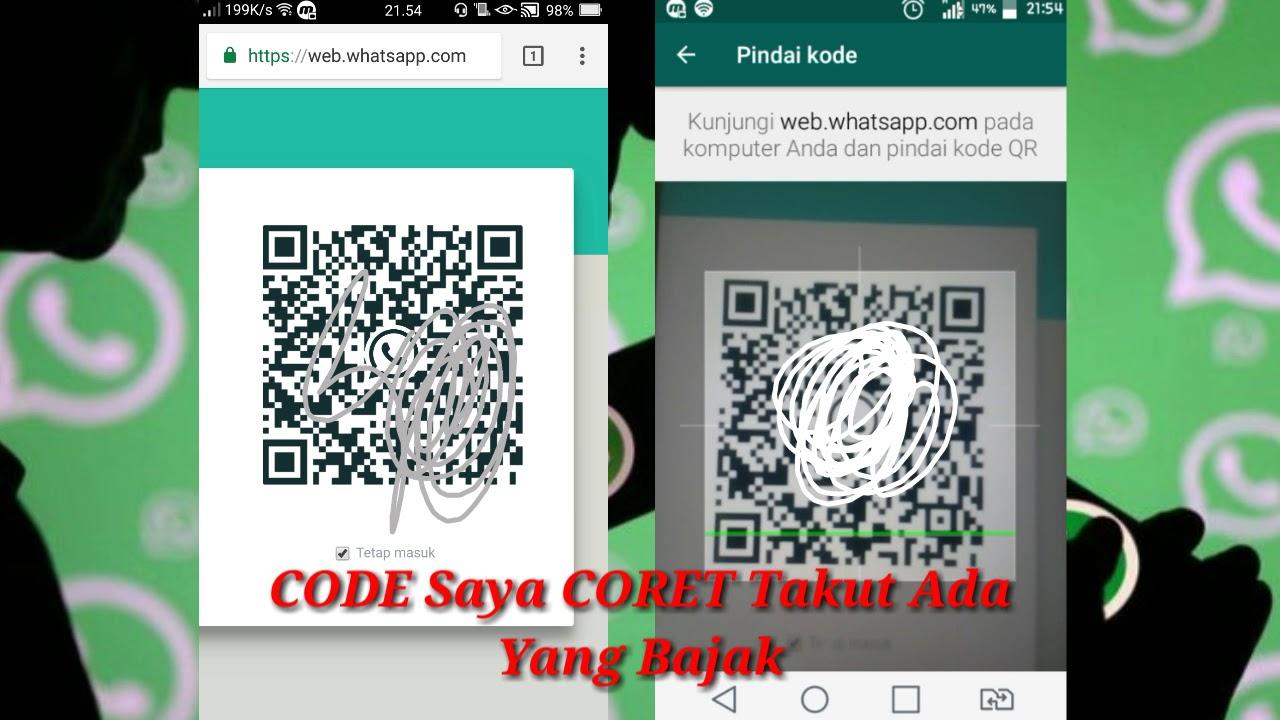 Cara Menggunakan Whatsapp 1 Nomer 2 Handphone Youtube