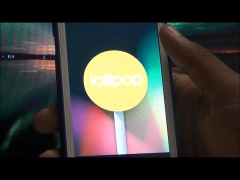 How To Insatll Xperia L Android 5.0 lollipop
