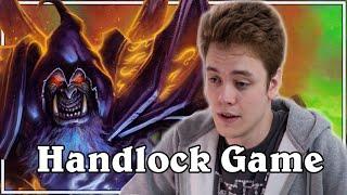 Reynad: Intense Warlock vs Warlock Game