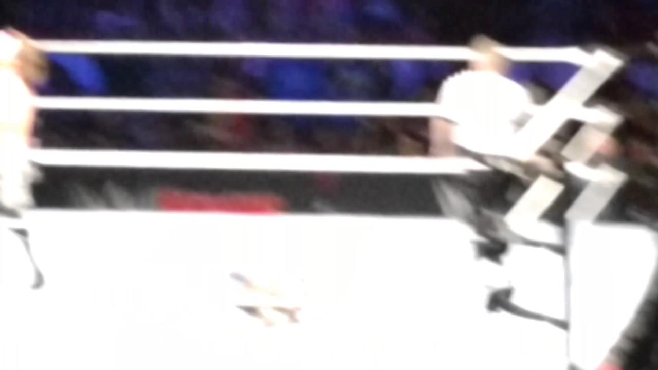 Kevin Owens Vs AJ Styles. #1
