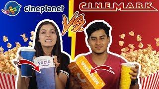 CINEPLANET Vs CINEMARK en PERÚ!!! (¿Cuál es mejor?)