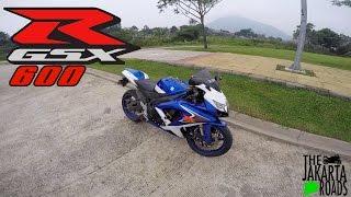 Testride (bukan review) Suzuki GSX-R 600 K8