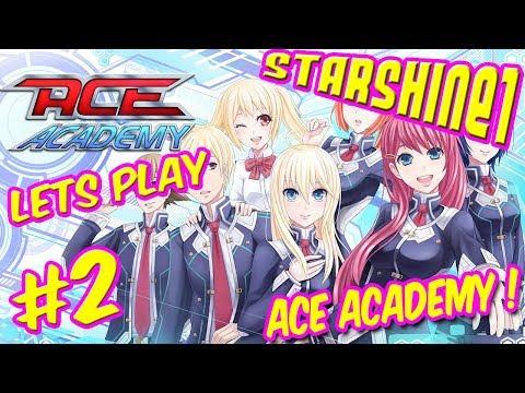 StarShine Plays: Ace Academy Part 02