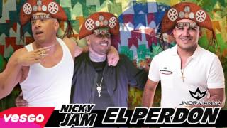 Nicky Jam El Perdon VERSÃO JUNIOR VIANNA