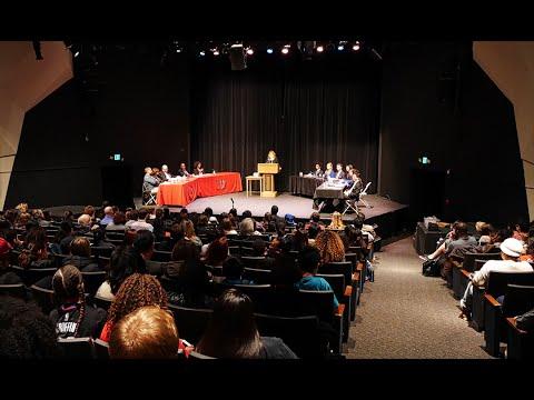 Harvard-Westlake Debate on Civil Rights