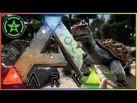 Let's Play - ARK: Survival Evolved - Building Home Base