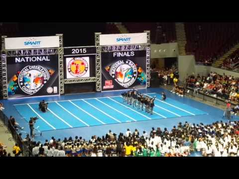 La Salle Greenhills Airforce | NDC 2015 Mixed Hiphop High School Champion | February 28 2015