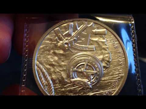 Provident Prospector 1 Ounce Silver Round