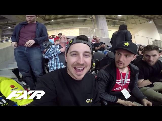 2019 Atlanta Supercross | Filthy Phil Vlog