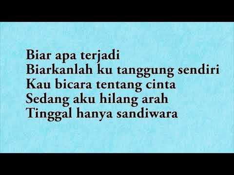 Xpose Band   Sandiwara lirik