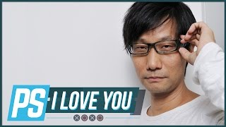 Hideo Kojima Loves PlayStation - PS I Love You XOXO Ep. 15