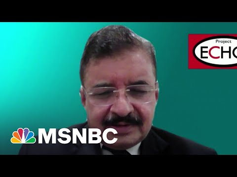 Doctor In India Says Health Care System Has Been Overrun By Surge in COVID-19 | MSNBC