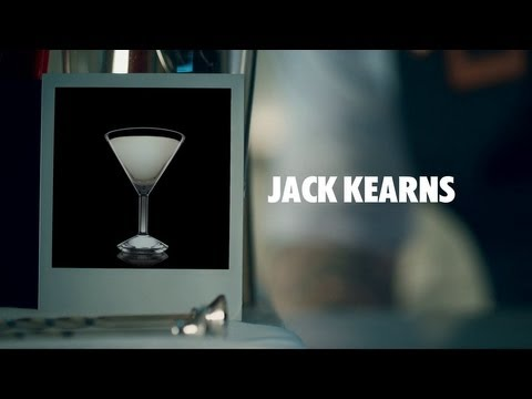 JACK KEARNS DRINK RECIPE - HOW TO MIX