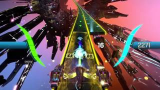 Amplitude PS4: I.C.U. Expert 100% Run