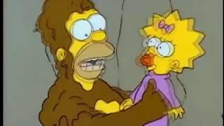 I Simpson ITA - Homer il Bigfoot - [Prima stagione]