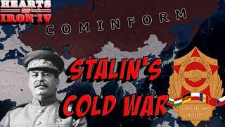 Hearts of Iron 4: Cold War as the Soviet Union