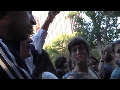 ''Progressive'' stack SJW behaviour ruined Occupy Wall Street