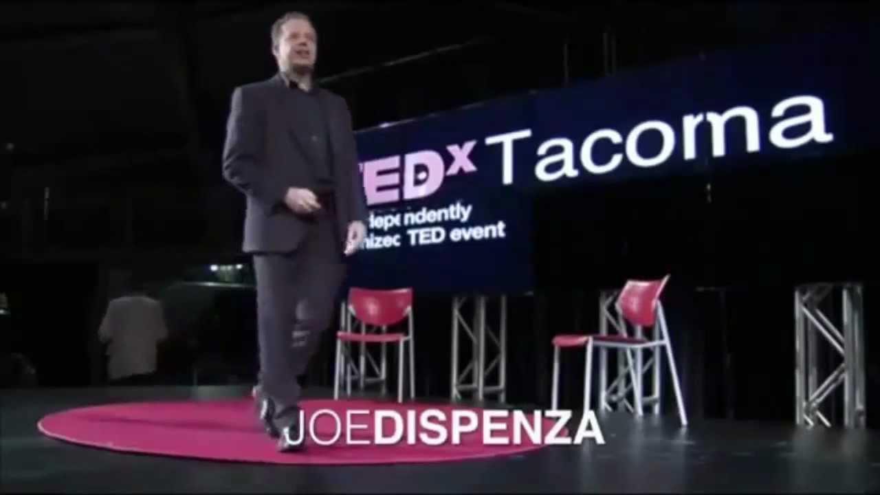 Dr  Joe Dispenza | Quantum Creative Communications