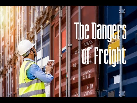 The Dangers of Freight - Lenn Mayhew Lewis