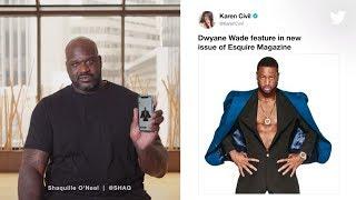 Dwyane Wade: Fashion Icon | Twitter