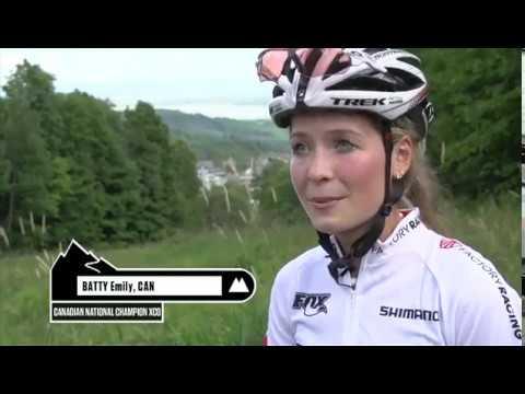 2013 UCI XCO World Cup 5 MontSainteAnne  Replay  Women's Race