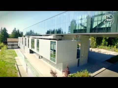 WEP : Studeren aan een universiteit in Canada / Capilano College