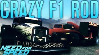 F1 HOT ROD! BECK KUSTOMS F132 BUILD | Need for Speed 2015 Gameplay w/ The Nobeds