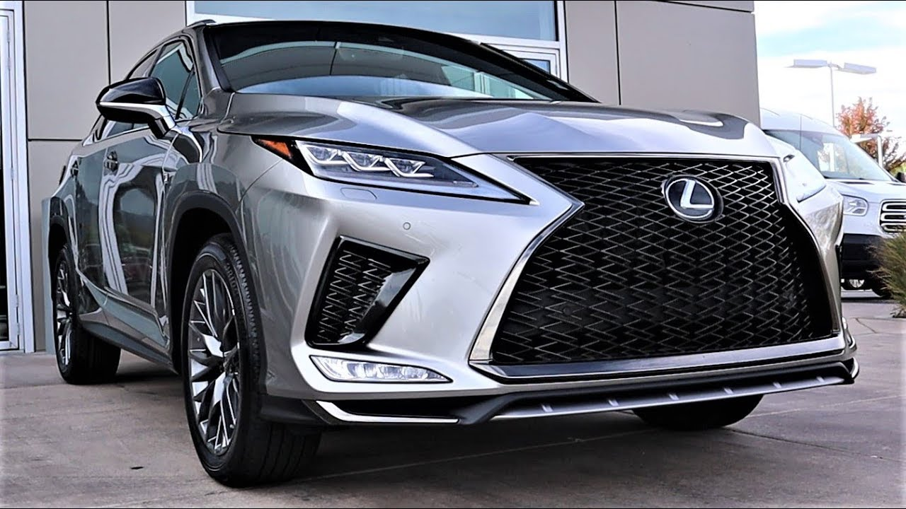2020 Lexus RX 350 F Sport: Is This A Refresh Or Redesign???