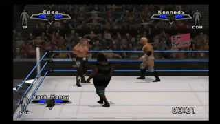 WWE Smackdown vs. Raw 2007 - Season Mode: EP 12 - The End is near!