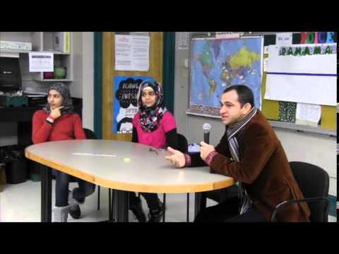 Lyman Moore Middle School - International Studies of Iraq